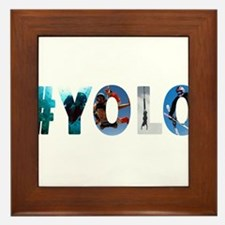 #YOLO Framed Tile