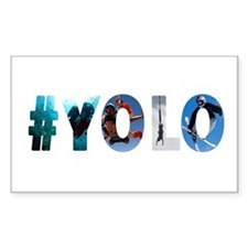 #YOLO Stickers