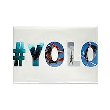 #YOLO Rectangle Magnet