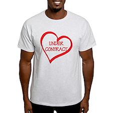 OpenHeartUnderContractcopy T-Shirt