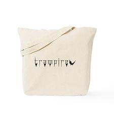 Trampire Tote Bag