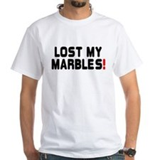 LOST MY MARBLES!