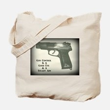 2nd Amendment Supporter Tote Bag