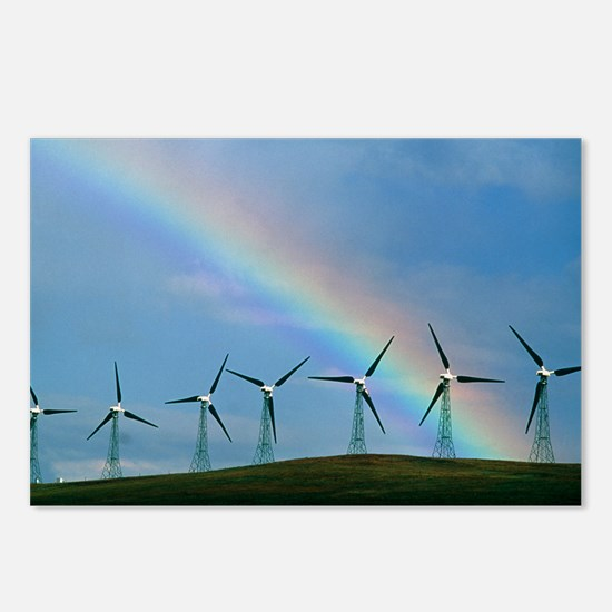 Wind farm - Postcards
