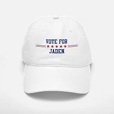 Vote for JADEN Baseball Baseball Cap