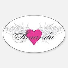 My Sweet Angel Amanda Decal