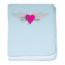 My Sweet Angel Alyson baby blanket