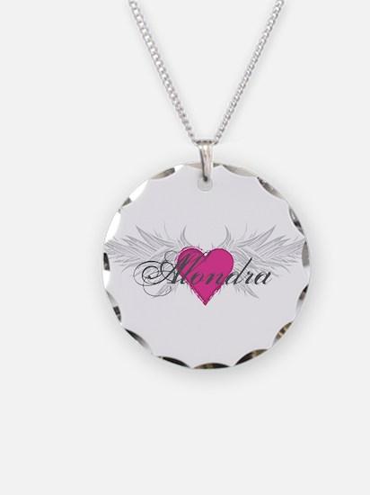 My Sweet Angel Alondra Necklace