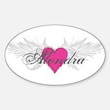 My Sweet Angel Alondra Decal