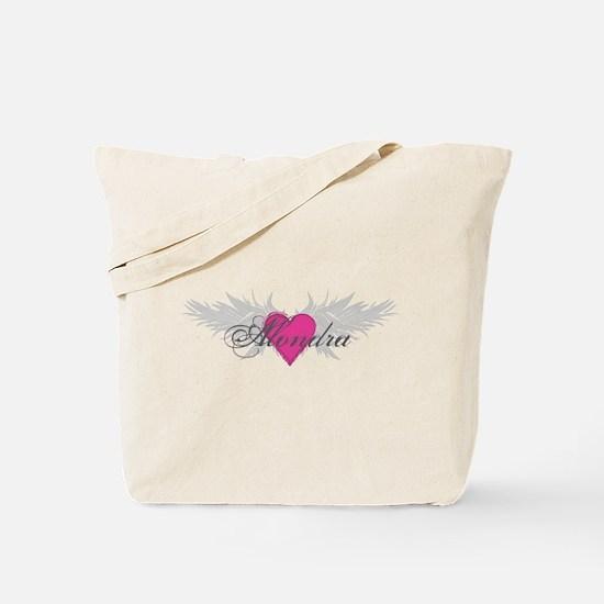 My Sweet Angel Alondra Tote Bag