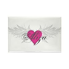 My Sweet Angel Aliza Rectangle Magnet