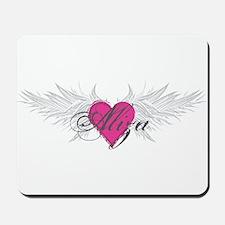 My Sweet Angel Aliza Mousepad
