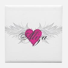 My Sweet Angel Aliza Tile Coaster