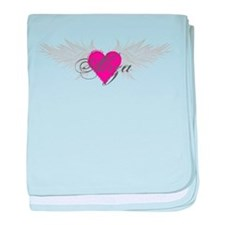 My Sweet Angel Aliza baby blanket