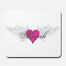 My Sweet Angel Aliyah Mousepad