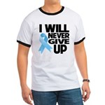 Never Give Up Prostate Cancer Ringer T