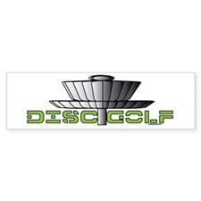 2013DiscGolf2 Bumper Sticker