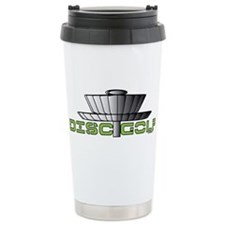 2013DiscGolf2 Travel Coffee Mug