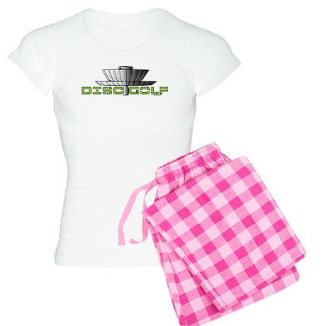 2013DiscGolf2 Women's Light Pajamas