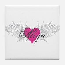My Sweet Angel Aliya Tile Coaster