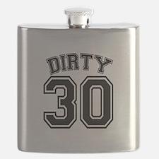Dirty 30 Original Flask