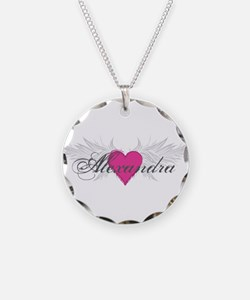 My Sweet Angel Alexandra Necklace