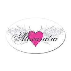 My Sweet Angel Alexandra Wall Decal