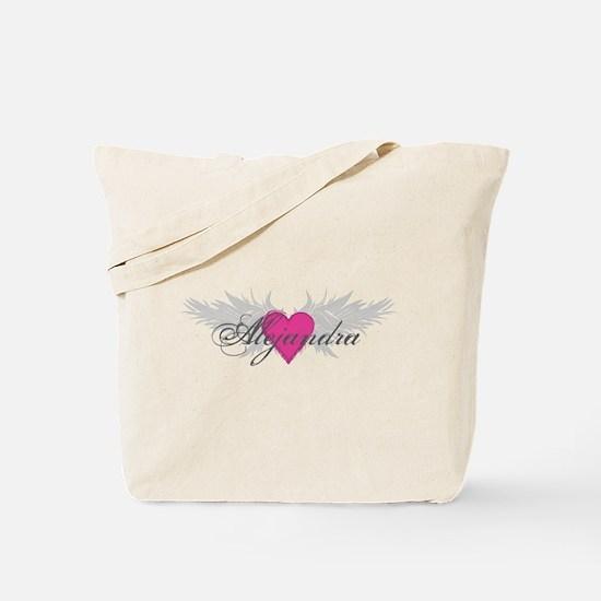 My Sweet Angel Alejandra Tote Bag
