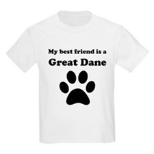 Great Dane Best Friend T-Shirt