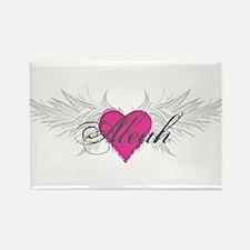 My Sweet Angel Aleah Rectangle Magnet