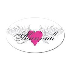 My Sweet Angel Alannah Wall Decal