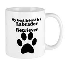 Labrador Retriever Best Friend Mug