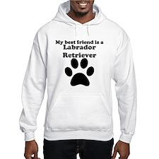 Labrador Retriever Best Friend Hoodie