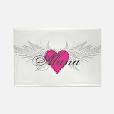 My Sweet Angel Alana Rectangle Magnet