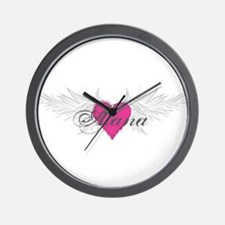 My Sweet Angel Alana Wall Clock