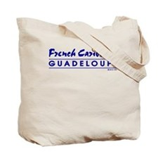 French Caribbean Guadeloupe Tote Bag
