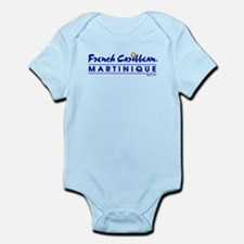 Martinique Infant Bodysuit / 4 Colors!