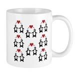 Penguins In Love Mug