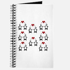 Penguins In Love Journal