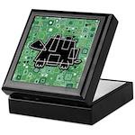 Tortoise Keepsake Box