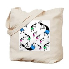 'Kokopelli Wears Shorts' Tote Bag