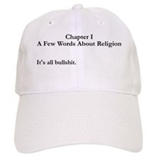 Chapter 1 Words About Religion Baseball Cap