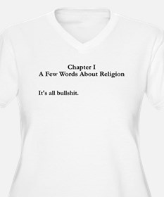 Chapter 1 Words About Religion T-Shirt
