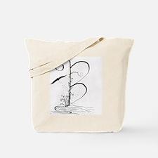 The B Tote Bag