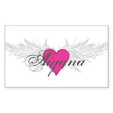 My Sweet Angel Aiyana Decal