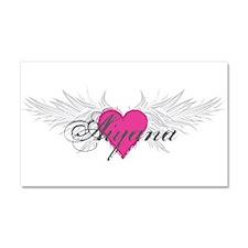 My Sweet Angel Aiyana Car Magnet 20 x 12
