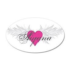My Sweet Angel Aiyana Wall Decal