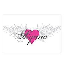 My Sweet Angel Aiyana Postcards (Package of 8)