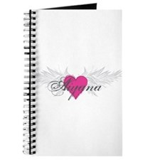 My Sweet Angel Aiyana Journal