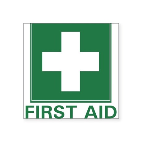 First Aid Bumper Stickers | Car Stickers, Decals, & More